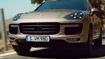 Porsche Cayenne TV Spot, 'The Moment'