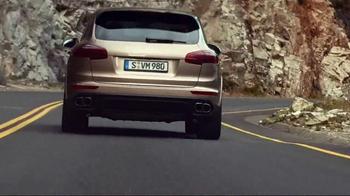 Porsche Cayenne TV Spot, 'The Moment' - Thumbnail 6