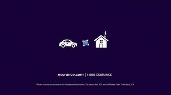 Esurance Photo Claims TV Spot, 'Control Enthusiast' - Thumbnail 9