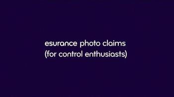 Esurance Photo Claims TV Spot, 'Control Enthusiast' - Thumbnail 8