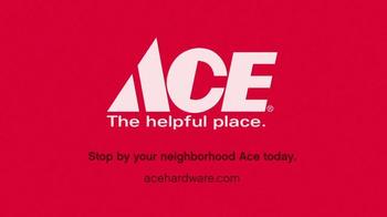 ACE Hardware Storewide Bag Sale TV Spot, 'Fill It Up' - Thumbnail 4