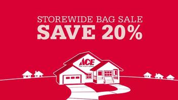 ACE Hardware Storewide Bag Sale TV Spot, 'Fill It Up' - Thumbnail 1