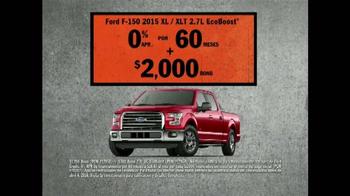 Ford F-Series Trucks TV Spot, 'Las camionetas más vendidas' [Spanish] - Thumbnail 7