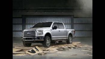 Ford F-Series Trucks TV Spot, 'Las camionetas más vendidas' [Spanish] - Thumbnail 3