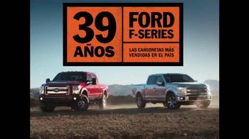 Ford F-Series Trucks TV Spot, 'Las camionetas más vendidas' [Spanish] - Thumbnail 6