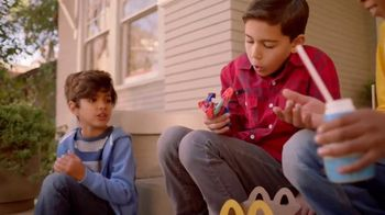 McDonald's Happy Meal TV Spot, 'Transformers: Robots in Disguise' - 531 commercial airings