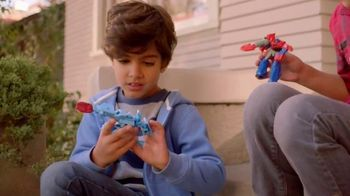 McDonald's Happy Meal TV Spot, 'Transformers: Robots in Disguise' - Thumbnail 4