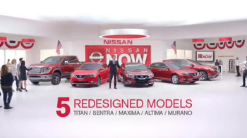 Nissan Now Sales Event TV Spot, 'Presidents' Day' - Thumbnail 4