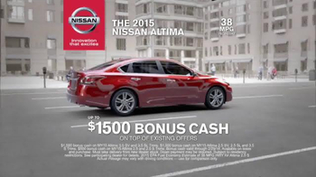 Nissan Now Sales Event TV Spot, 'Presidents' Day' - Thumbnail 5