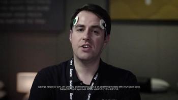 Sears TV Spot, 'Lie Detector' - Thumbnail 1