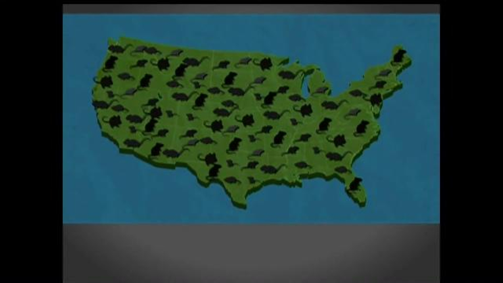 Garage Door Rodent Guard Tv Commercial Don T Let Rodents