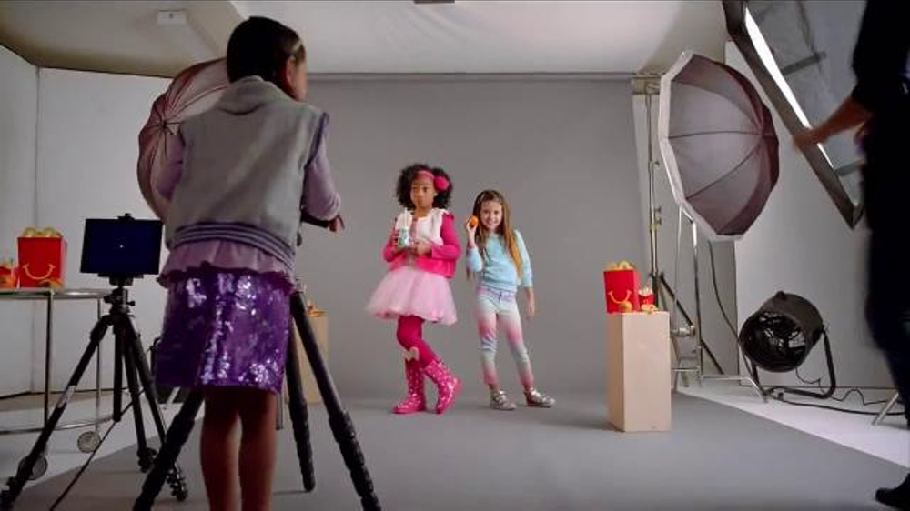 McDonald's Happy Meal TV Commercial, 'Smile: My Little Pony'