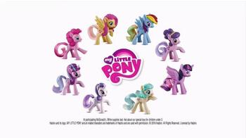 McDonald's Happy Meal TV Spot, 'Smile: My Little Pony' - Thumbnail 4