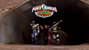 Power Rangers Dino Super Charge T-Rex Super Charge Morpher TV Spot, 'Blast' - Thumbnail 1