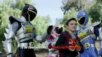 Power Rangers Dino Super Charge T-Rex Super Charge Morpher TV Spot, 'Blast' - Thumbnail 8