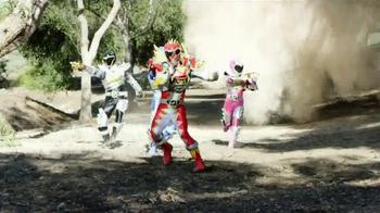 Power Rangers Dino Super Charge T-Rex Super Charge Morpher TV Spot, 'Blast' - Thumbnail 4