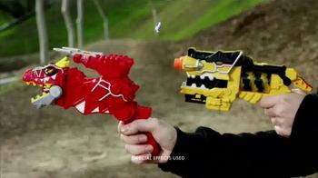 Power Rangers Dino Super Charge T-Rex Super Charge Morpher TV Spot, 'Blast' - Thumbnail 5