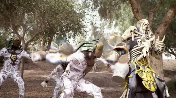 Power Rangers Dino Super Charge T-Rex Super Charge Morpher TV Spot, 'Blast' - Thumbnail 6