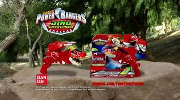 Power Rangers Dino Super Charge T-Rex Super Charge Morpher TV Spot, 'Blast' - Thumbnail 7