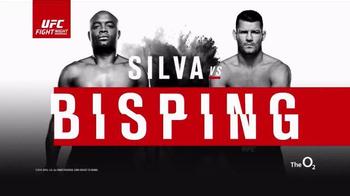 UFC Fight Pass TV Spot, 'Silva vs Bisping' - Thumbnail 10