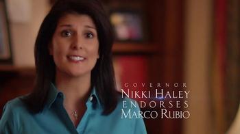Marco Rubio for President TV Spot, 'Future' Featuring Nikki Haley - Thumbnail 3