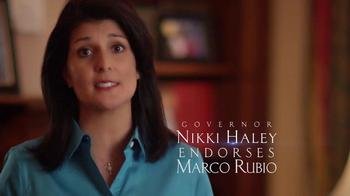 Marco Rubio for President TV Spot, 'Future' Featuring Nikki Haley - Thumbnail 4
