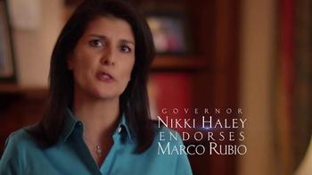 Marco Rubio for President TV Spot, 'Future' Featuring Nikki Haley - Thumbnail 5