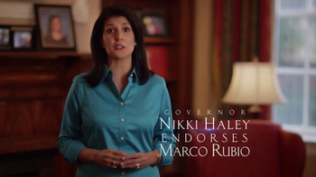 Marco Rubio for President TV Spot, 'Future' Featuring Nikki Haley