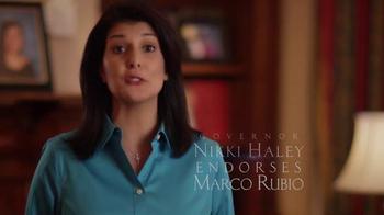 Marco Rubio for President TV Spot, 'Future' Featuring Nikki Haley - Thumbnail 7