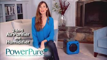 Aerus PowerPure TV Spot, 'Air Purifier & Humidifier' Featuring Carol Alt - Thumbnail 2
