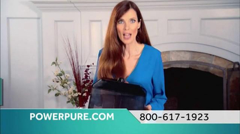 Aerus PowerPure TV Spot, 'Air Purifier & Humidifier' Featuring Carol Alt - Thumbnail 7