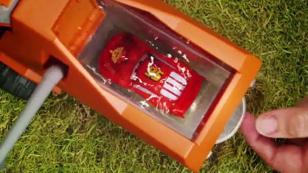 disney pixar cars chase and change frank tv commercial disney