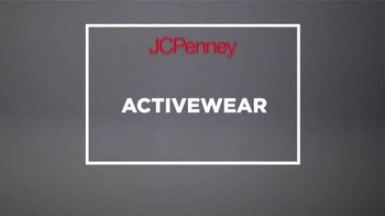 JCPenney Activewear Stock Up Sale TV Spot, 'Credit Card Bonus' - Thumbnail 4