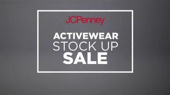 JCPenney Activewear Stock Up Sale TV Spot, 'Credit Card Bonus' - Thumbnail 5