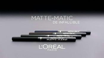 L'Oreal Paris Infallible Matte-Matic TV Spot, 'Cautivadora' [Spanish] - Thumbnail 10
