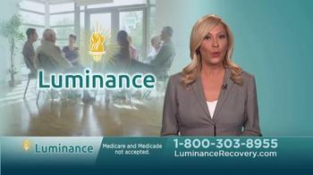 Luminance Recovery TV Spot, 'Alcohol or Drug Addiction' - Thumbnail 2