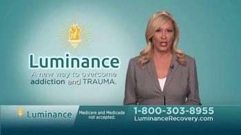 Luminance Recovery TV Spot, 'Alcohol or Drug Addiction' - Thumbnail 3