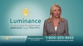 Luminance Recovery TV Spot, 'Alcohol or Drug Addiction' - Thumbnail 4
