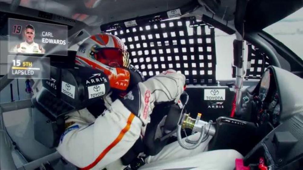 XFINITY X1 TV Commercial, 'NASCAR'