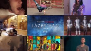 YouTube Red TV Spot, 'Lazer Team' - Thumbnail 8