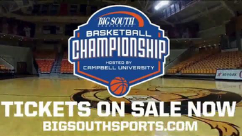 Big South Conference TV Spot, 'Men's 2016 Basketball Championship Tickets' - Thumbnail 7