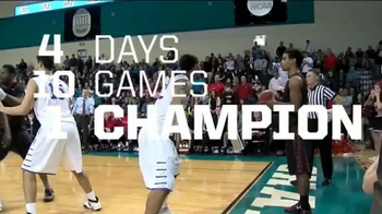Big South Conference TV Spot, 'Men's 2016 Basketball Championship Tickets' - Thumbnail 2