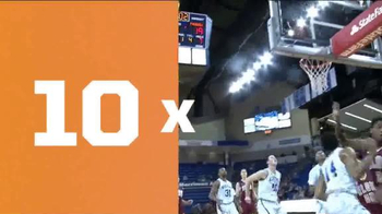 Big South Conference TV Spot, 'Men's 2016 Basketball Championship Tickets' - Thumbnail 4