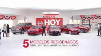 Nissan Hoy con Nissan TV Spot, 'Día de los Presidentes' [Spanish] - Thumbnail 6