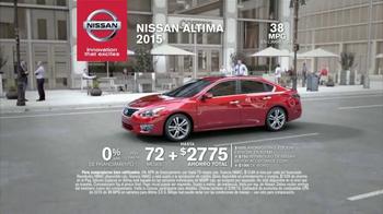 Nissan Hoy con Nissan TV Spot, 'Día de los Presidentes' [Spanish] - Thumbnail 7
