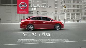 Nissan Hoy con Nissan TV Spot, 'Día de los Presidentes' [Spanish] - Thumbnail 8