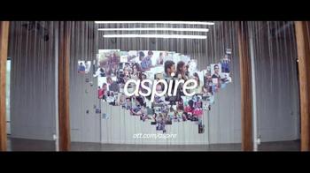 AT&T TV Spot, 'Aspire' - Thumbnail 10