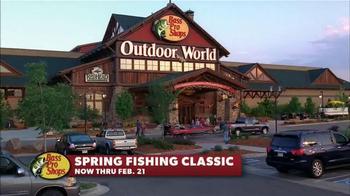 Bass Pro Shops Spring Fishing Classic TV Spot, 'Triple Crown Bonus' - Thumbnail 1