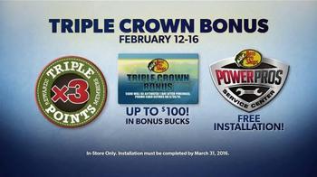 Bass Pro Shops Spring Fishing Classic TV Spot, 'Triple Crown Bonus' - Thumbnail 3