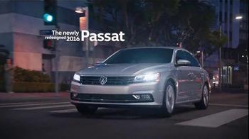 Volkswagen Presidents' Day Event TV Spot, 'Passat' - Thumbnail 6